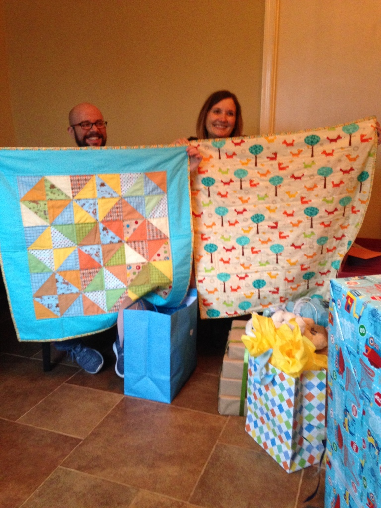 Twin Quilts for Boys!